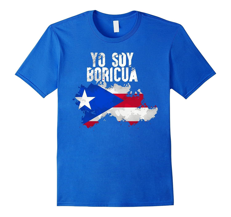 Yo Soy Boricua T shirt-TH