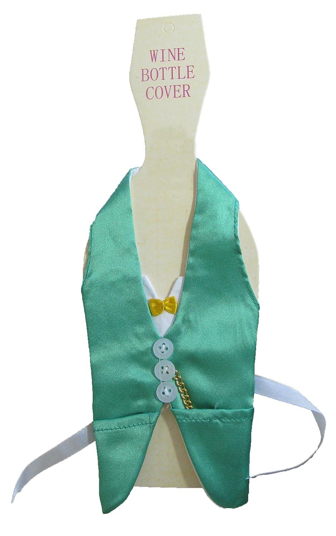 Compra Accesorio decorativo lazo corbata chaleco para botella de ...