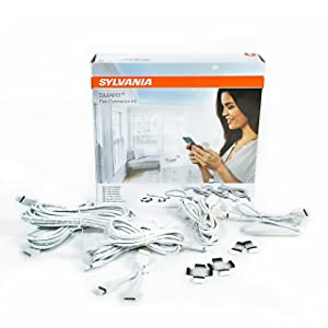 SYLVANIA SMART+ Indoor Flexible Lightstrip Connector Kit for Bluetooth and ZigBee SMART+ Indoor Full Color Flex Strips