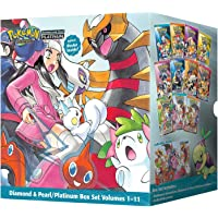 Pokemon Adventures Diamond & Pearl / Platinum Box Set
