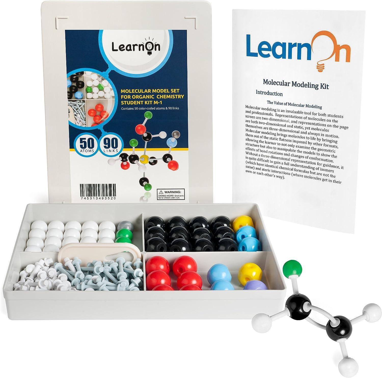 Molecular Models Organic Chemistry Set