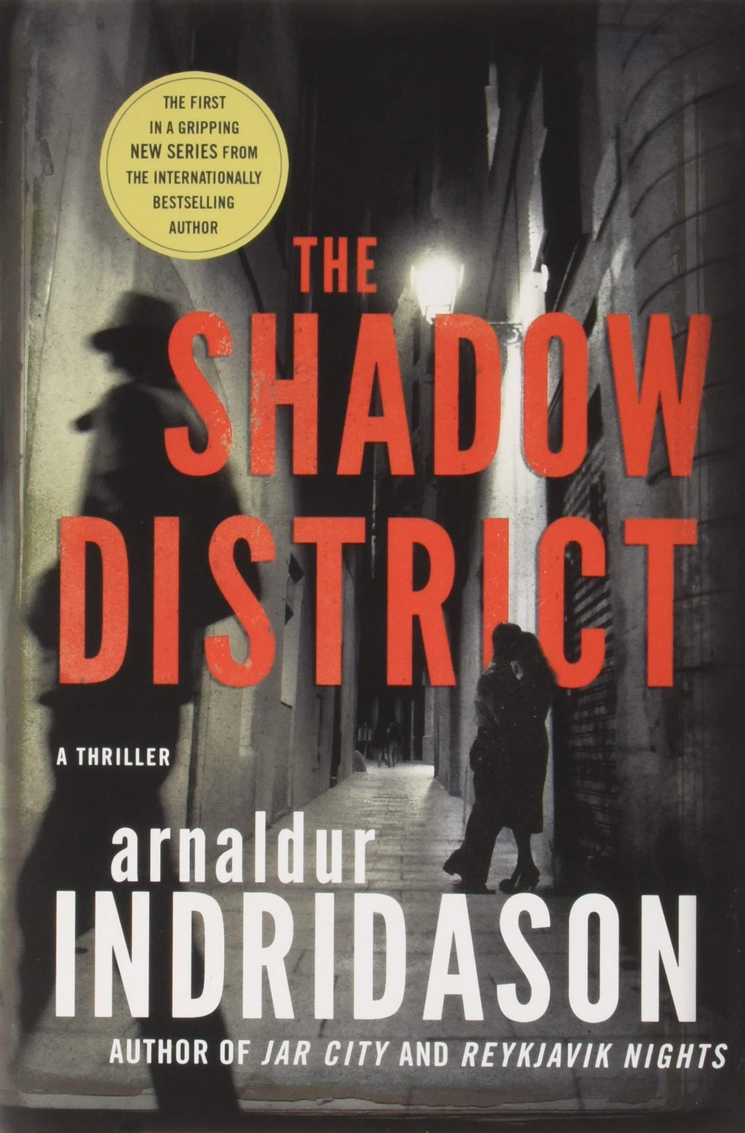 The Shadow District: A Thriller (The Flovent and Thorson Thrillers) by Minotaur Books