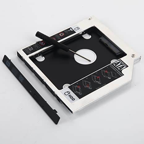 dy-tech SATA 2 nd disco duro HDD SSD Caddy para Samsung 530U4B NP ...