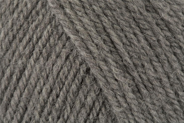 Cygnet C100/194 | Grey Mix 100% Acrylic Double Knitting Yarn/Knitting Wool 100g Cygnet Yarns