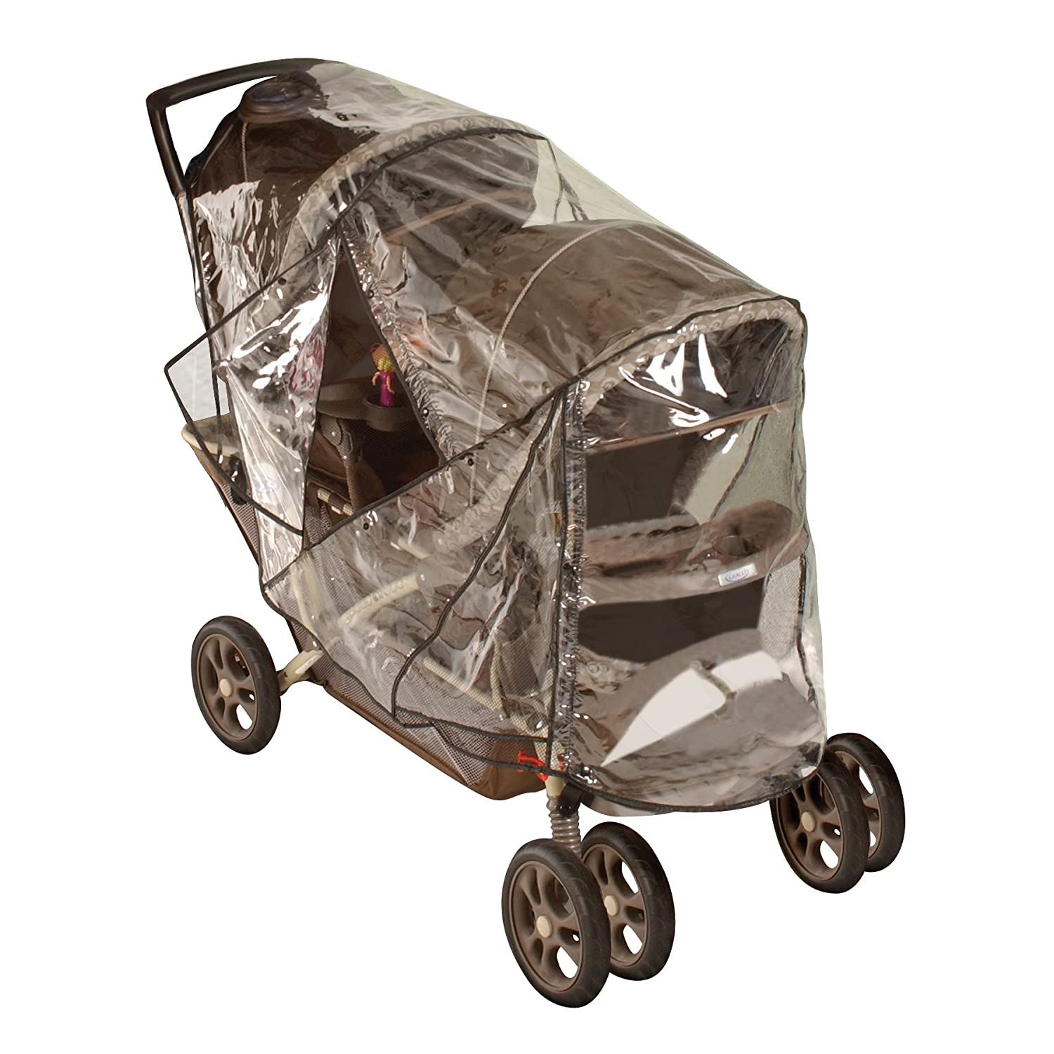 Jeep Deluxe Tandem Stroller Weather Shield HIS Juveniles 90116