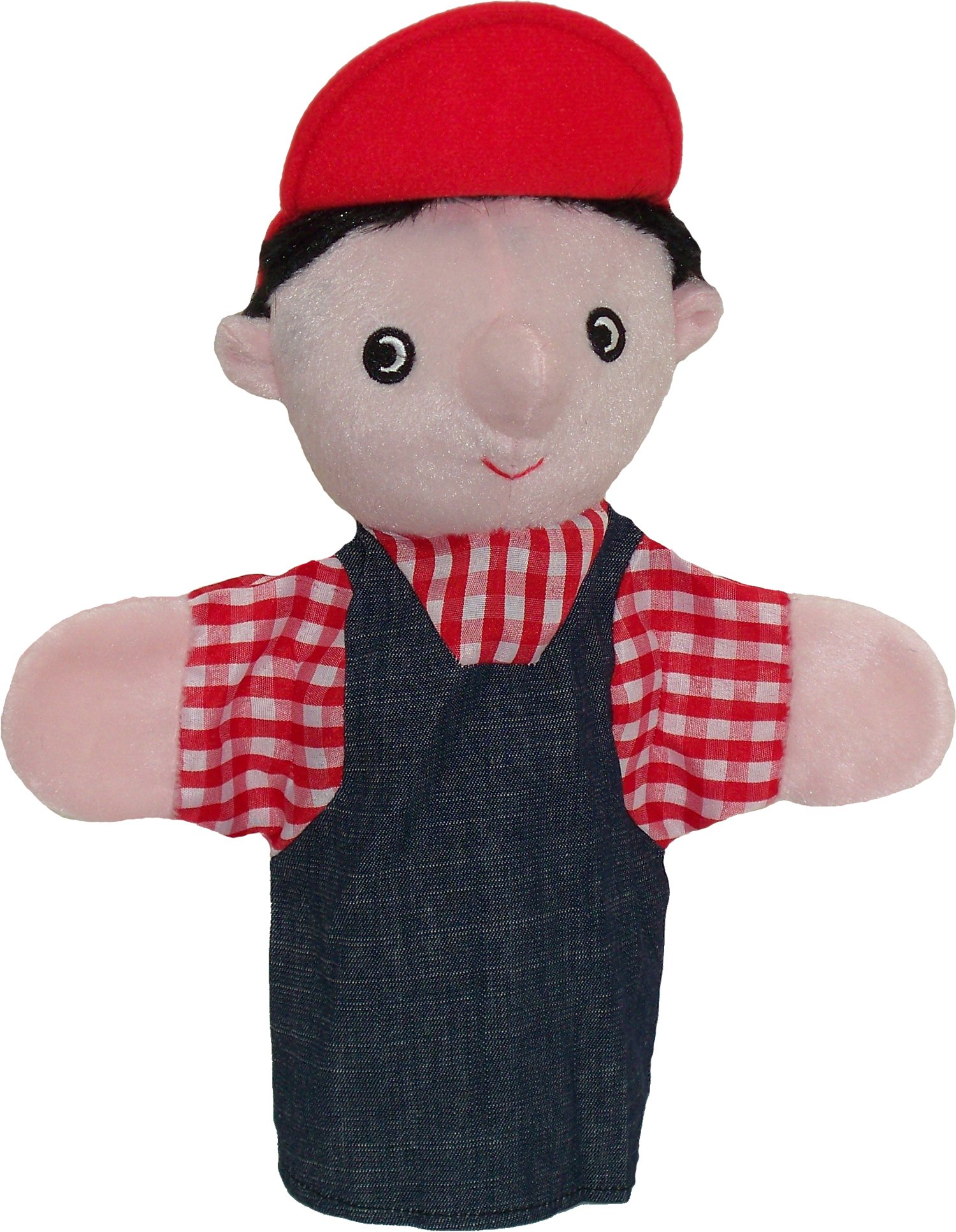 GET READY KIDS 451 Farmer Hand Puppet