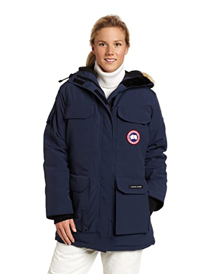 Canada Goose Women's Expedition Parka,Spirit,Large
