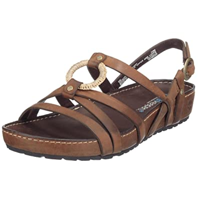 50631c29c108 Timberland Women s Fashion Sandals Brown Size  3.5  Amazon.co.uk  Shoes    Bags