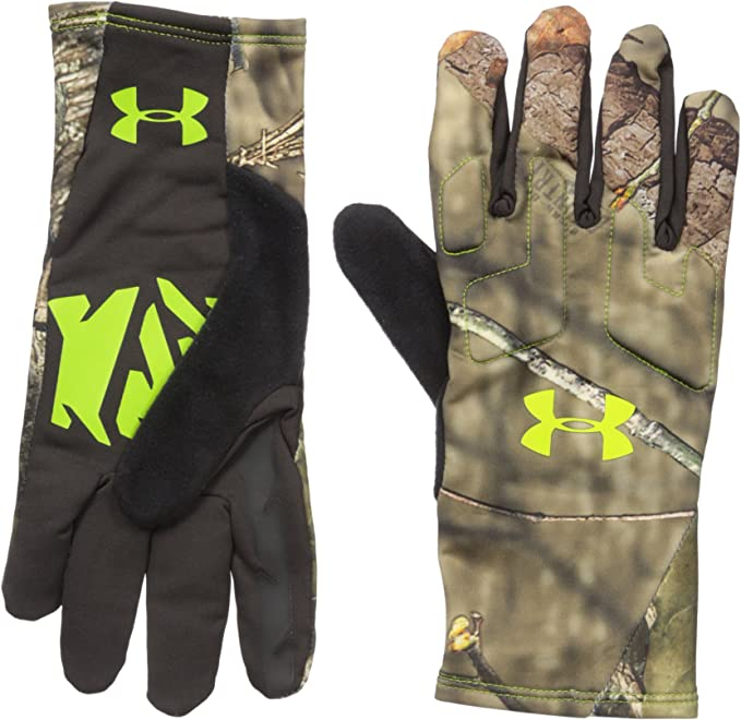 Amazon.com: Under Armour Men's Scent Control 2 Hunting Gloves: Clothing