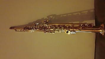 Terrific Evette Buffet Crampon Soprano Saxophone Amazon Co Uk Download Free Architecture Designs Scobabritishbridgeorg