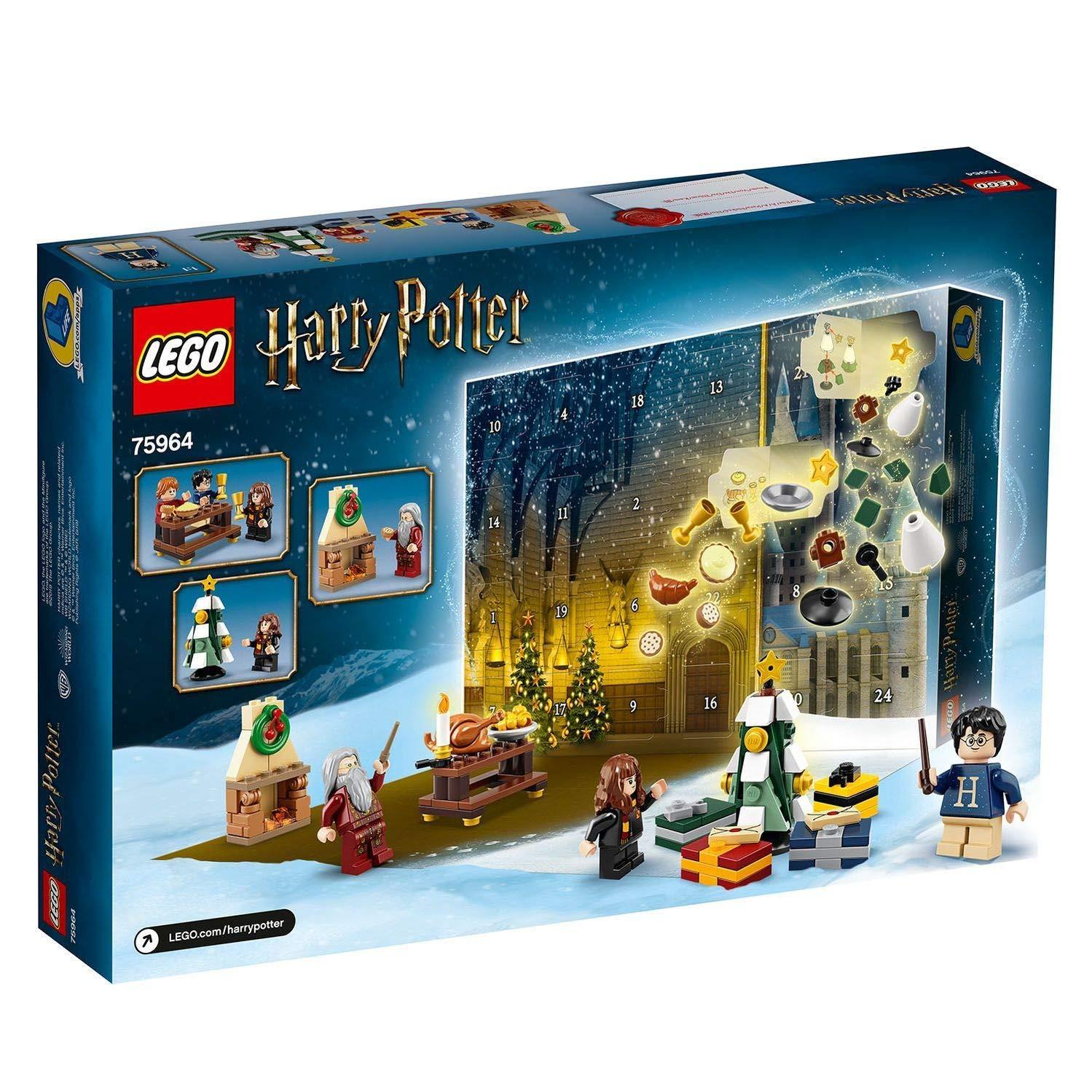 Ans Lego Harry Potter ADVENT CALENDAR 2019 Set 75964-7
