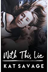 With This Lie: A Novel Kindle Edition