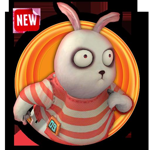 New Bunny Run - 3D Rabbit Racing