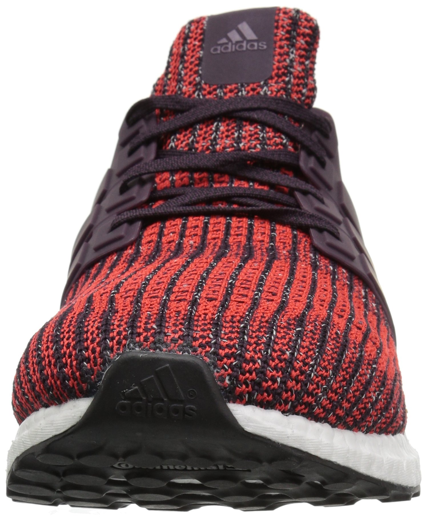 adidas Men's Ultraboost Road Running Shoe, Noble Red/Noble Red/Core Black, 5 M US by adidas (Image #4)