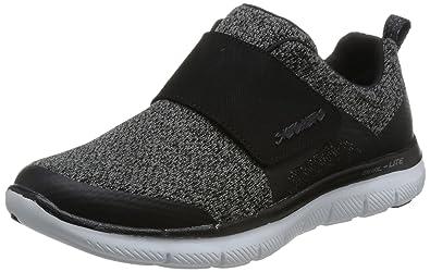 Skechers Slipper »Flex Appeal 2.0 Step Forward«, blau, 40 40