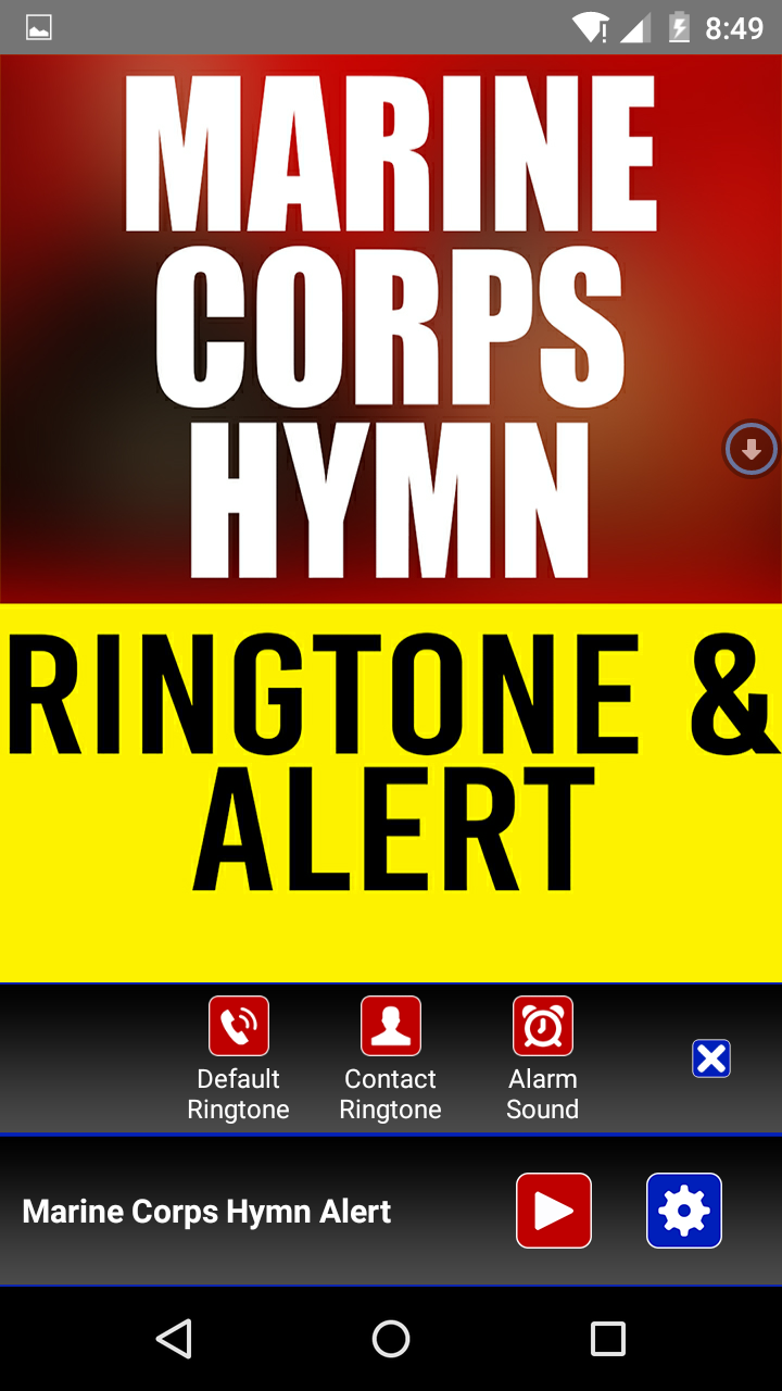 Amazon.com: Marine Corps Hymn Ringtone and Alert: Appstore