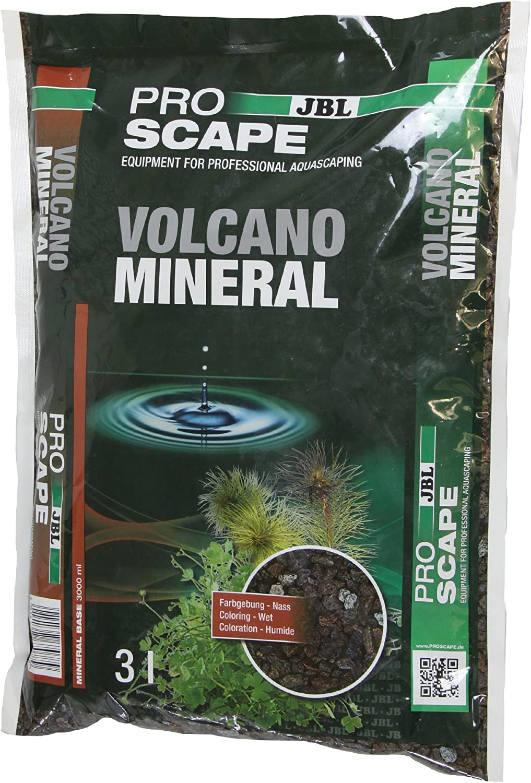 JBL Novopet Proscape Volcano Mineral 3 L 3 L 6 Unidades 100 ml