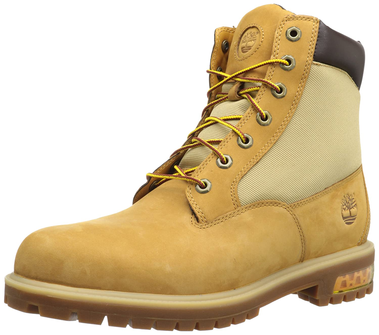 low cost 03be5 d9918 ... Amazon.com Timberland Mens 6 Inch Premium Helcor Fabric Boot Industrial  Construction Boots ...