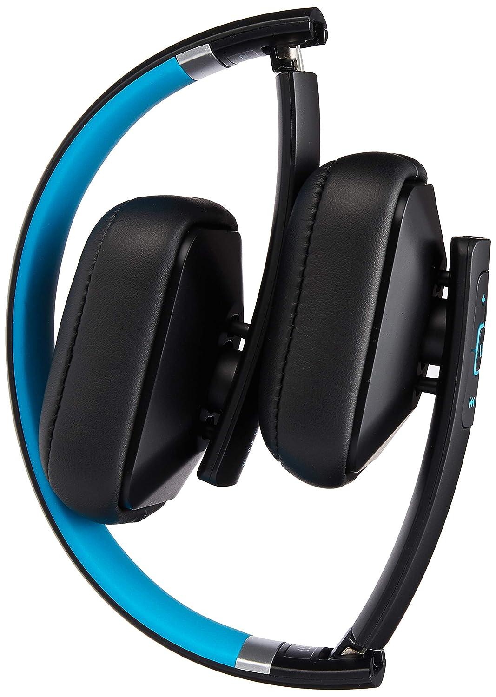 Energy Sistem Headphones BT2 Bluetooth Cyan (Auriculares inalámbricos con micrófono, cancelación de Ruido y Sistema de Plegado): Energy-Sistem: Amazon.es: ...