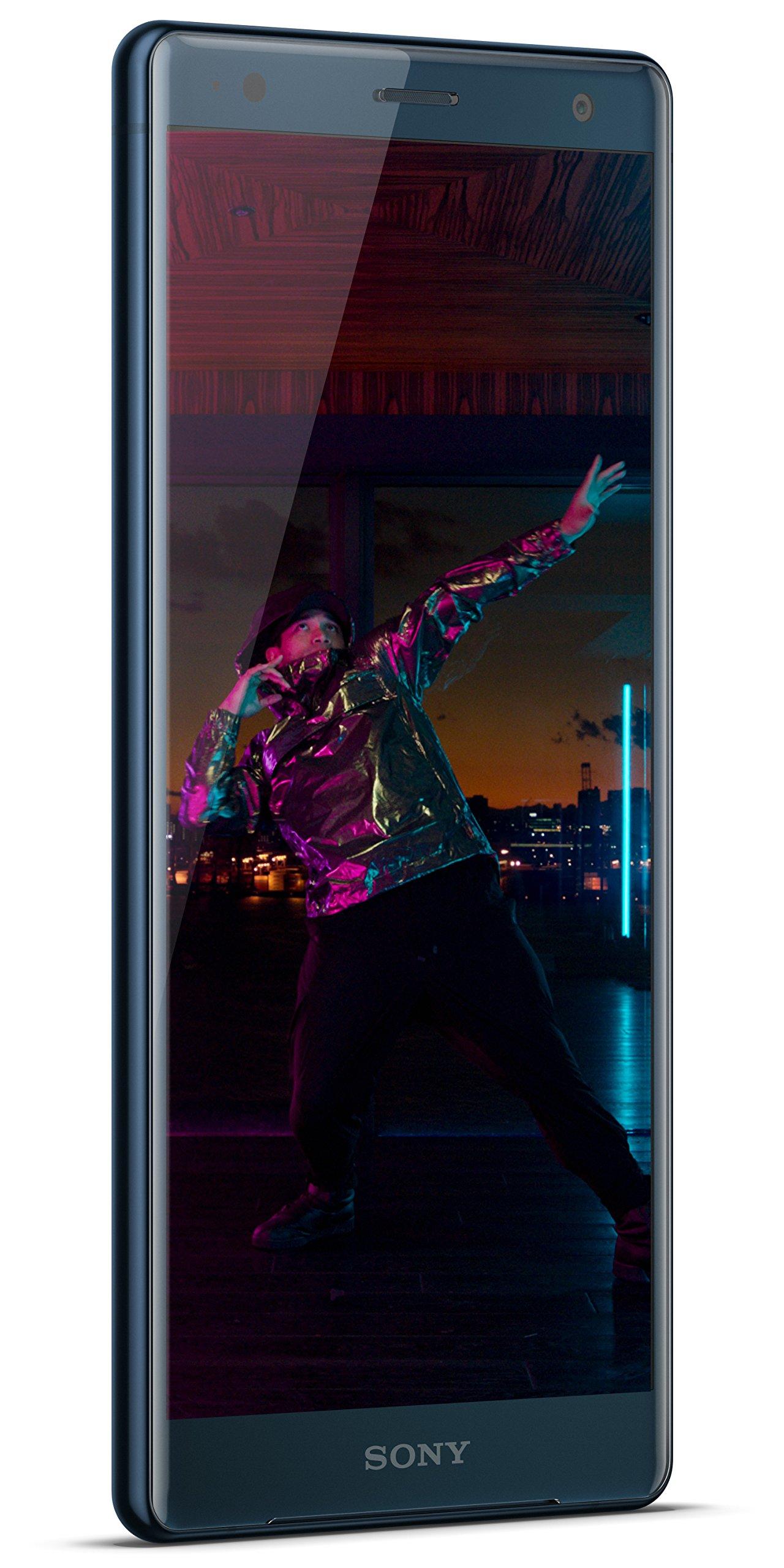 Sony Xperia XZ2 Unlocked Smartphone - 5.7'' Screen - 64GB - Deep Green (US Warranty)