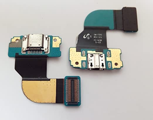Amazon Com Charging Port Flex Cable For Samsung Tab 3 8 0 Sm T310 T310 T311