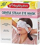 MegRhythm Unscented Gentle Steam Eye Mask
