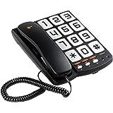 Topcom TS-6650 Téléphone à touche géante