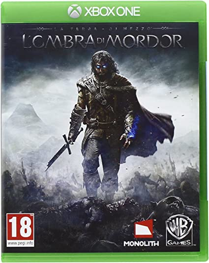 Warner Bros Middle-Earth: Shadow of Mordor, Xbox One Básico Xbox ...