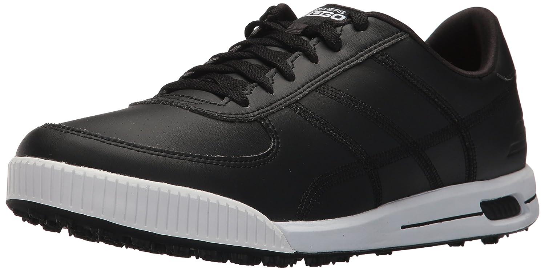 Skechers Performance Men's Go Golf Drive Classic Golf Shoe B06XSC57DN 8.5 D(M) US|Black/White
