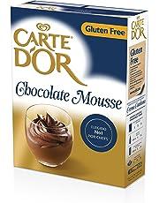 Carte dOr Mousse Chocolate - Sin Gluten - 3 sobres x 240g - 45