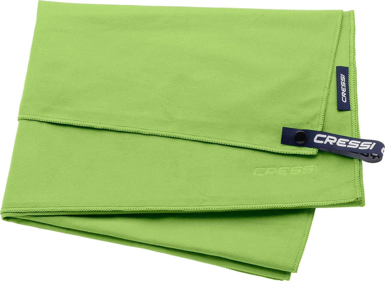 Cressi Fast Drying - Toalla Deportiva de Microfibra Premium Tamaños: Amazon.es: Deportes y aire libre