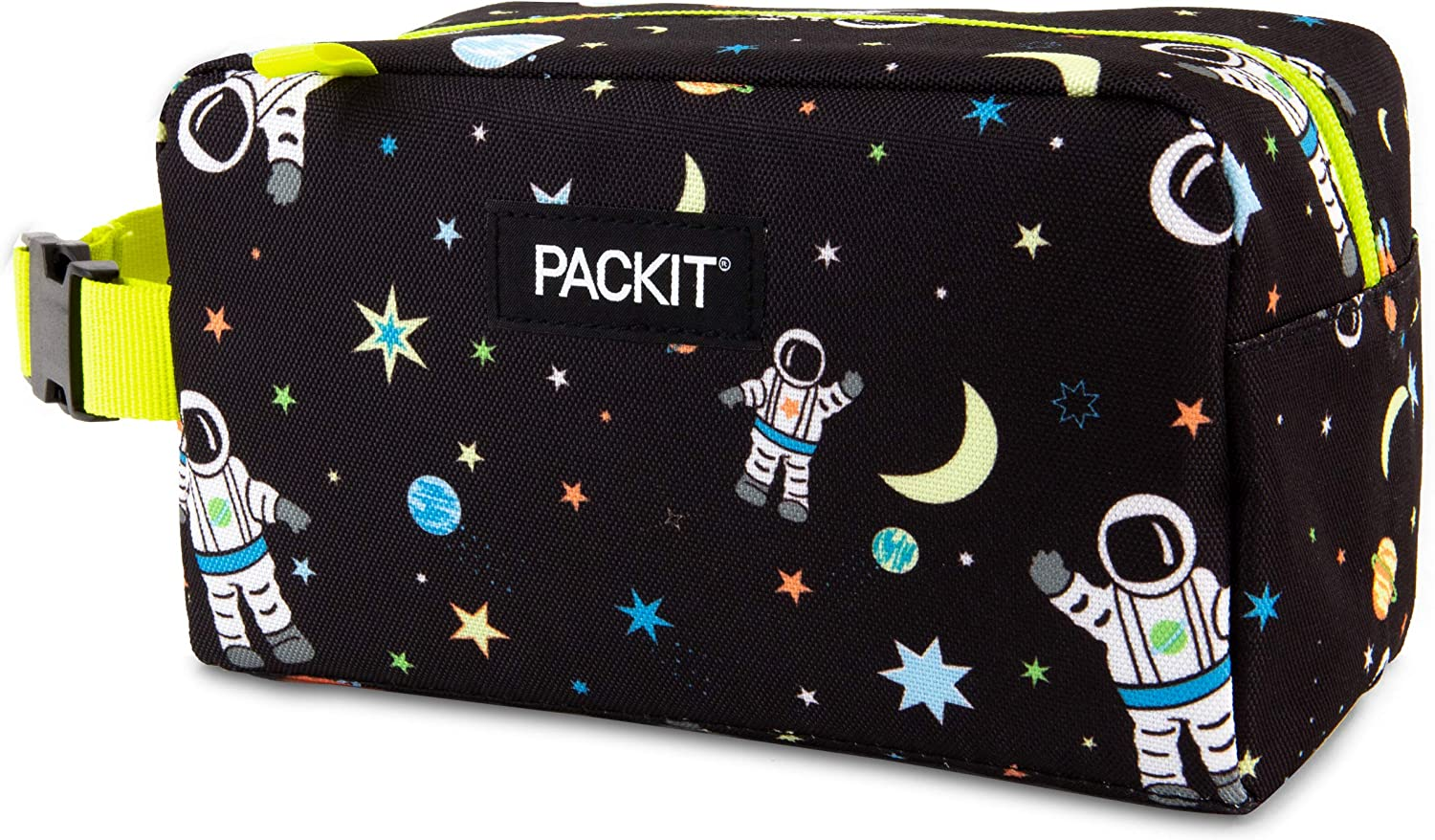 PackIt Freezable Snack Box, Spaceman