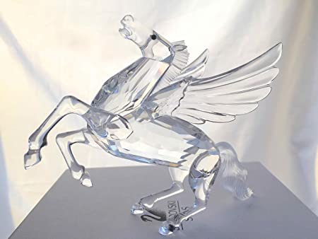 Swarovski Pegasus 1998 SCS 216327 Annual Limited Edition