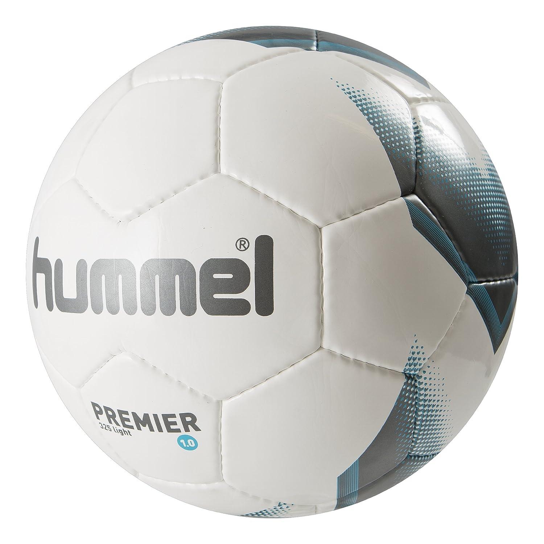 hummel Fußball 1.0 Premier Light - Balón de fútbol de Ocio, Color ...