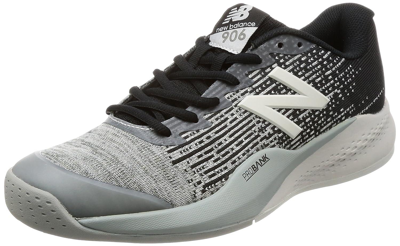 [ニューバランス] テニスシューズ MC906(旧モデル) メンズ B06ZZZP69M 26.5 cm D GRAY/BLACK(BK3)
