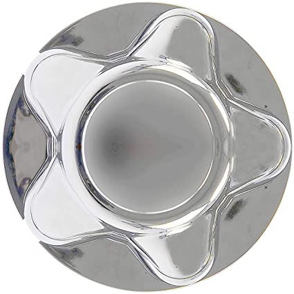 APDTY 010142 Wheel Hub Center Cap Lug Nut Cover Fits 2000-2002 Lincoln  Navigator 1997-2000 Ford F150 or Expedition (Sold Individually