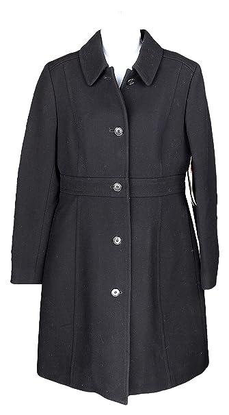 Amazon.com: J Crew 49622 - Abrigo de lana para mujer, doble ...