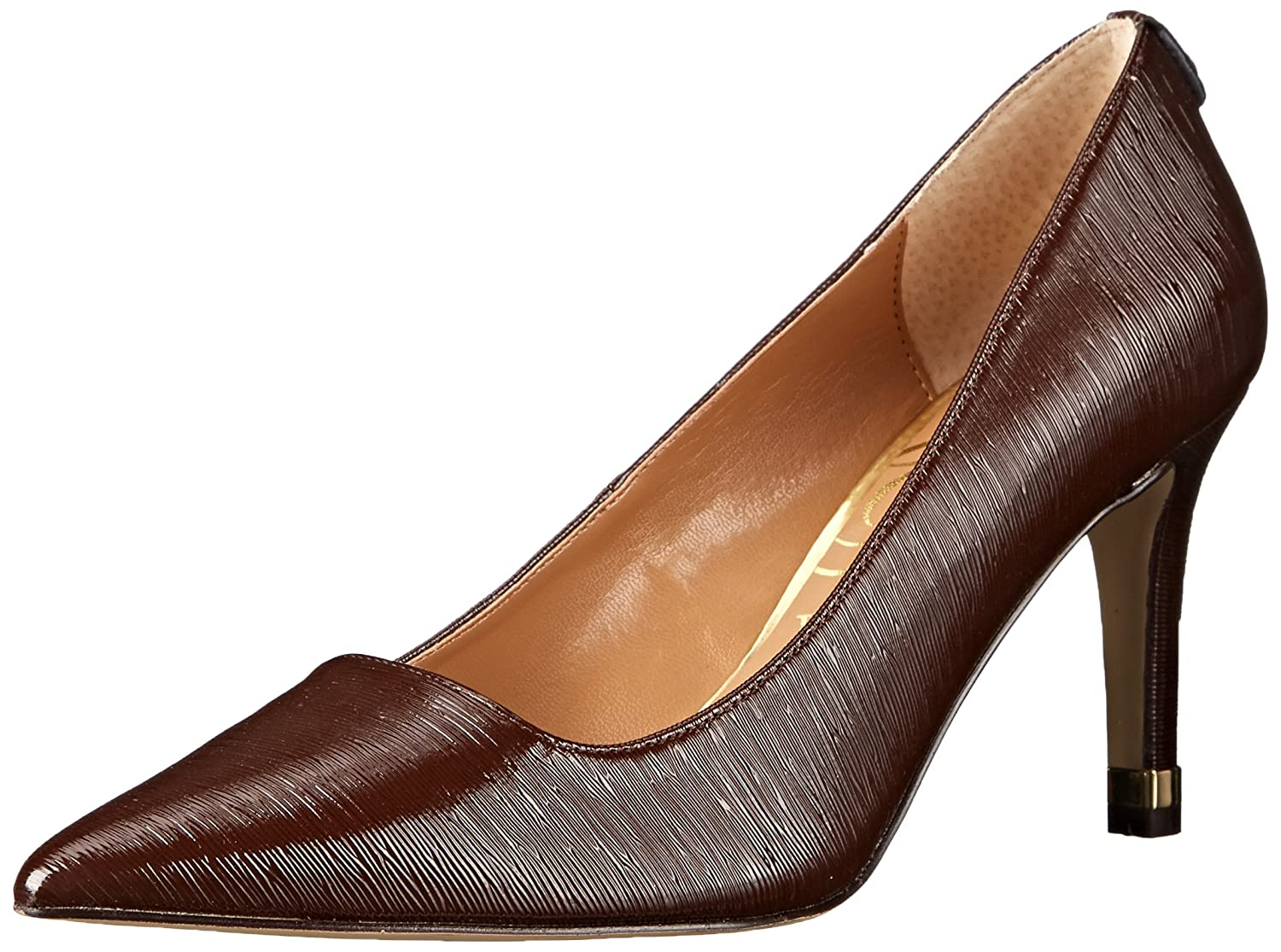 J.Renee Women's Sascha Dress Pump B010AAIYWA 9.5 W US|Chestnut