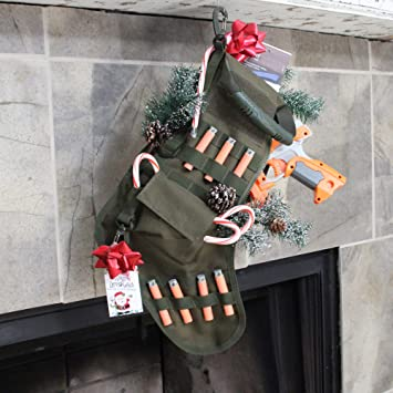Tactical Christmas Stocking.Osage River Ruckup Tactical Stocking