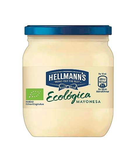 HellmannS Mayonesa Ecológica - 190 ml