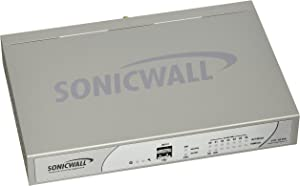 Dell Sonicwall TZ 215 7-port Network Security Appliance (Hardware Only) - 01-SSC-4977