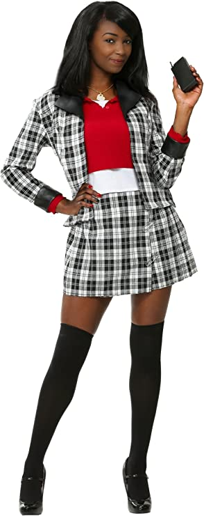 80s Costumes, Outfit Ideas- Girls and Guys Clueless Dee Womens Costume  AT vintagedancer.com