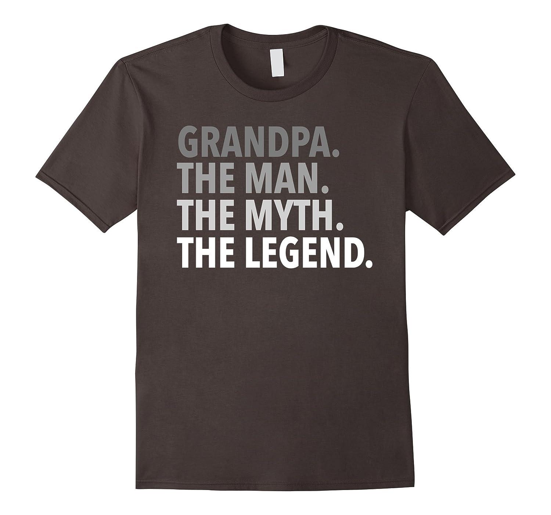 Amazon unisex adult grandpa the man the myth the legend t mens grandpa the man the myth the legend t shirt dad papa sciox Gallery