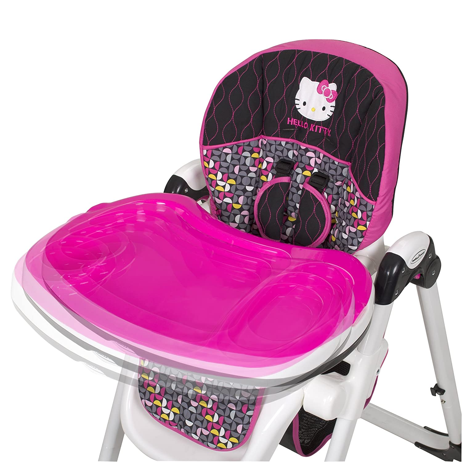 Hello kitty chair - Amazon Com Baby Trend Hello Kitty My Lift High Chair Pinwheel Baby
