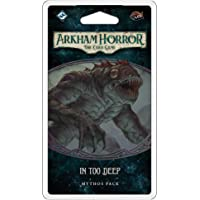 Fantasy Flight Arkham Horror The Innsmouth Conspiracy Cycle in Too Deep Card Game