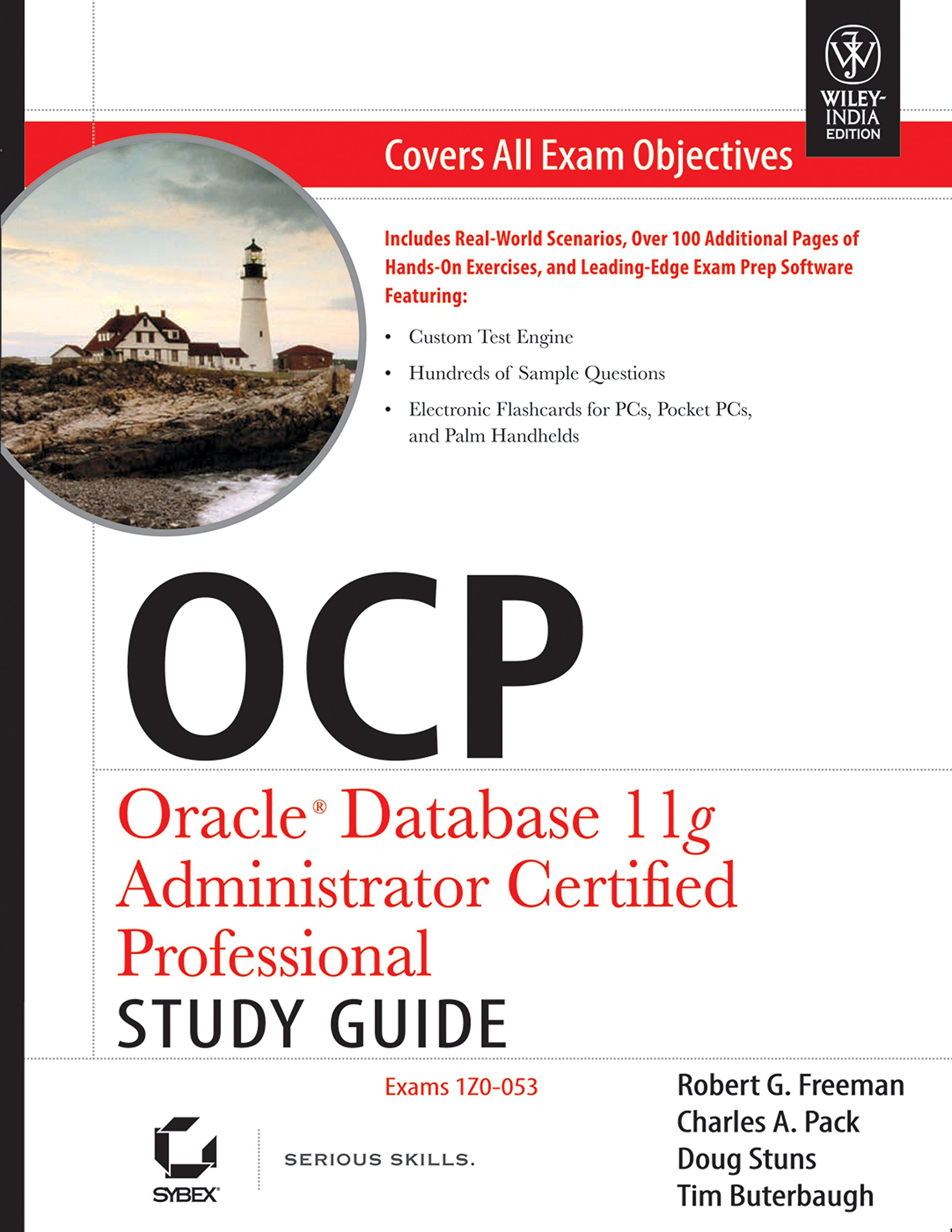 Ocp Oracle Database 11g Administrator Certified Professional Study