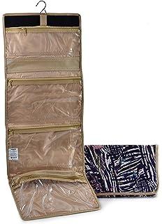 ded75983951e Amazon.com  Household Essentials 06910 Hanging Toiletry Travel Bag ...