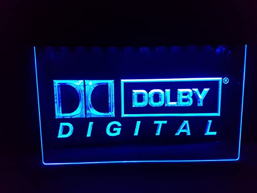 Zhengdian Electronic Dolby Digital DTS Neon 3D Neon LED ...