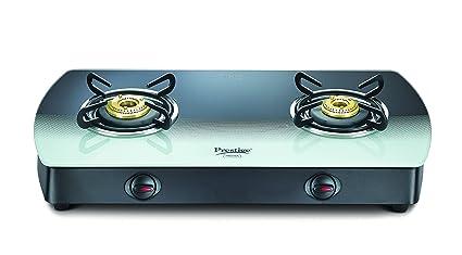 5dc4b006c3c Buy Prestige Premia Glass 2 Burner Gas Stove