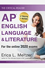 AP® English Language and Literature Online 2020 Kindle Edition